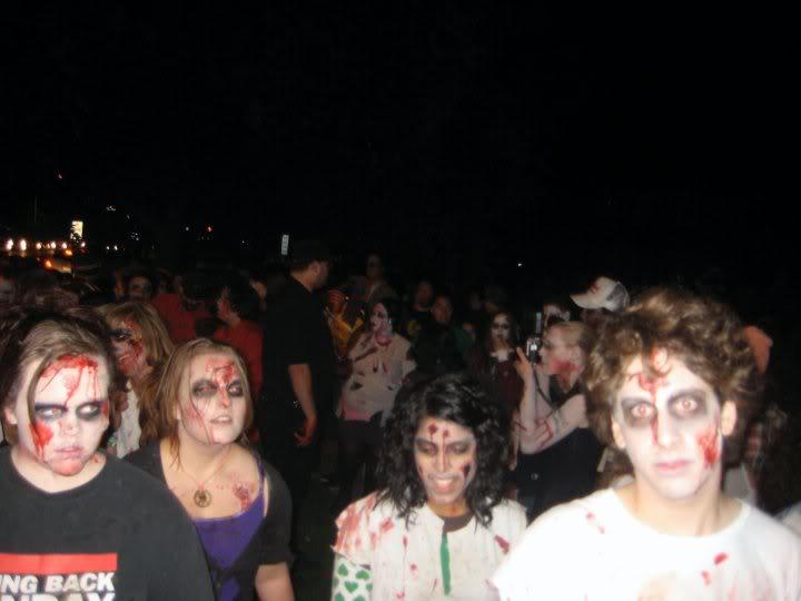 Utica Zombie Walk