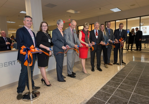 UC Dedicates Brvenik Center for Business Education