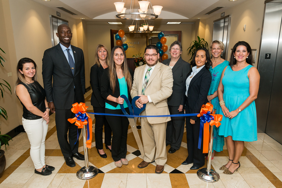 UC Unveils Accelerated Nursing Program Site in Miramar