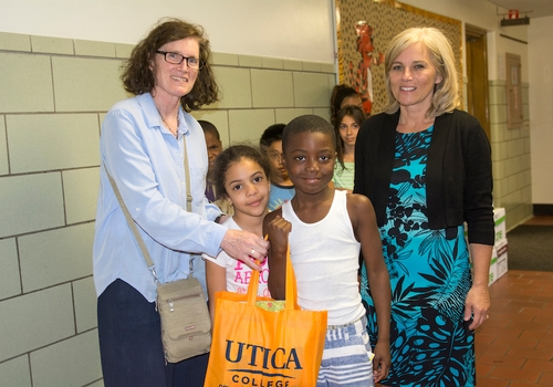 UC Education Project Provides Summer Reading for Local Kids