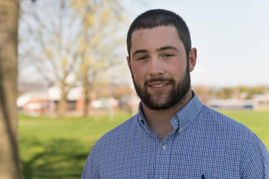 Fighting Back Against Financial Crime: Parker Smith '17