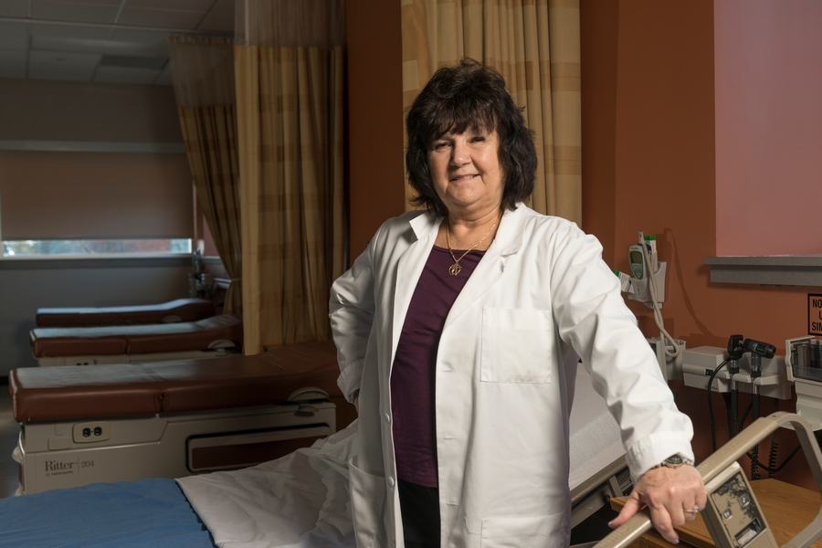 Empowering Nurses Across the World: Prof. Civita Allard