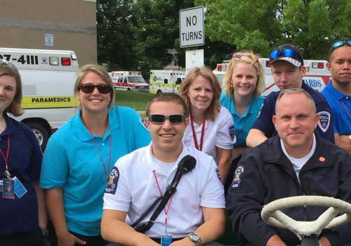 UC EMS Team Gives Demos This Friday