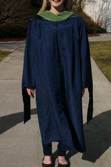 Graduate Regalia - Caps, Gowns, and Hoods - Utica College