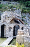 A view of the structural remains at Butrint.