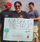 Pie the Professor