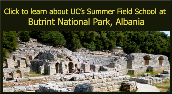 Butrint Summer Field School