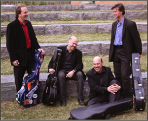 The Finger Lakes Guitar Quartet