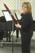 Judy Marchione, Bassoon