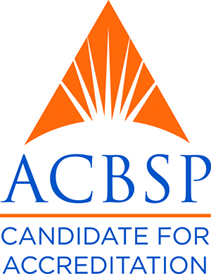 ACBSP - Candidate for Accreditation