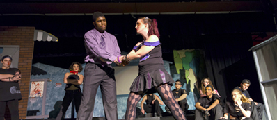 Student Theatre Image Gallery
