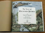 Story of Richard Storm Title Page (W. Edmonds)