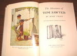 Tom Sawyer - Title Page