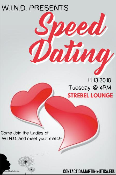 utica speed datingtárskereső oldalak Nepálban