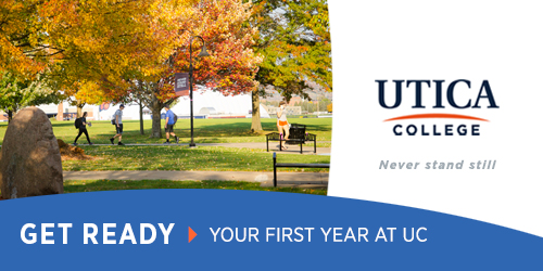 UMAIL - Issue #8: Accepting your financial aid award - Utica College
