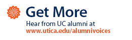 Get more - browse UC alumni voices