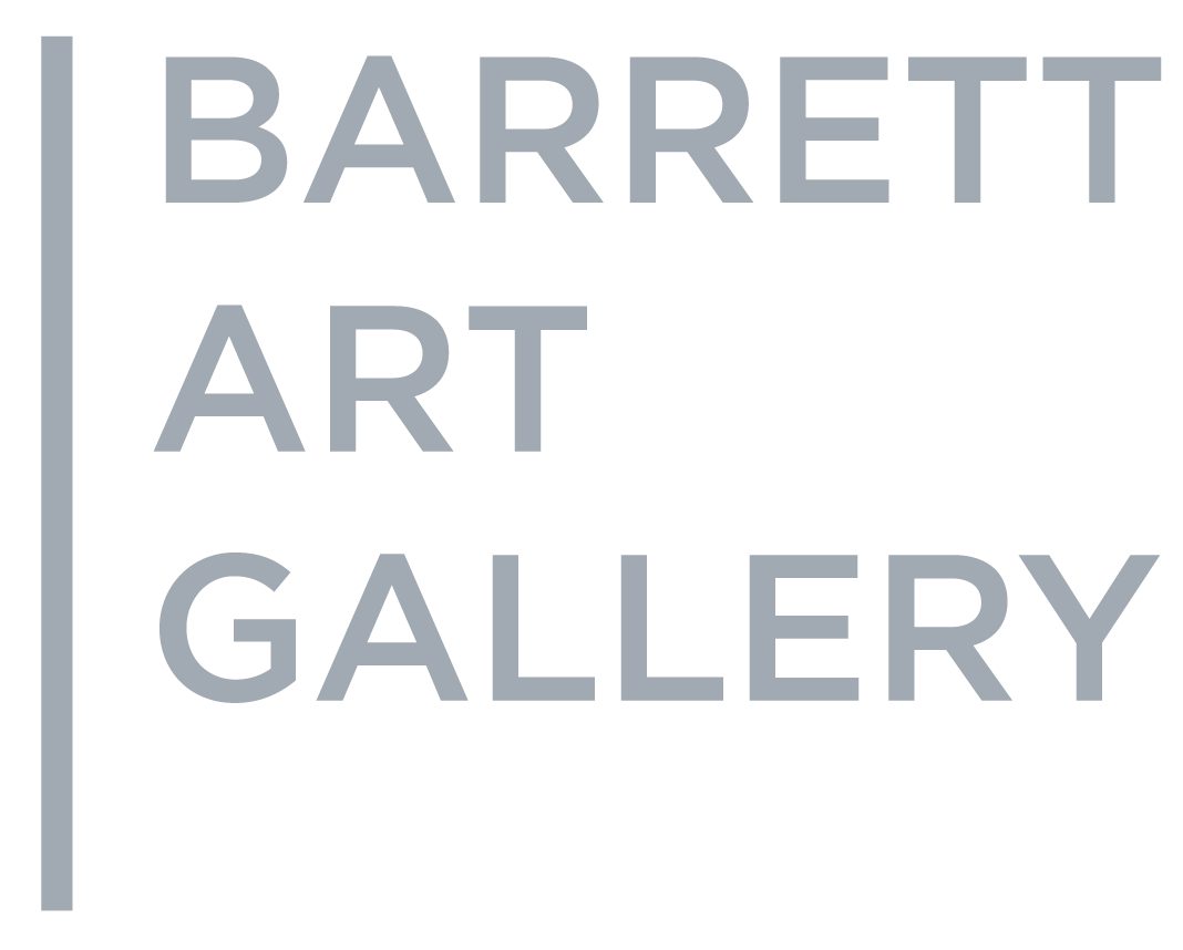 Barrett Art Gallery Lockup