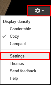 UC Google Settings Menu Small