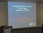 Accounting Round Table Discussion