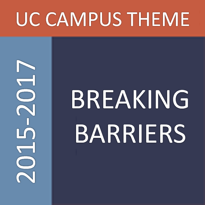 Campus Theme 2015-2017 Breaking Barriers