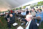 CIMIP Center groundbreaking