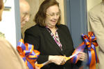 Cutting the ribbon (3)