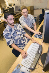 Learning in UC's Computer Forensics Research and Development Center