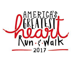America's Greatest Heart Run and Walk 2017