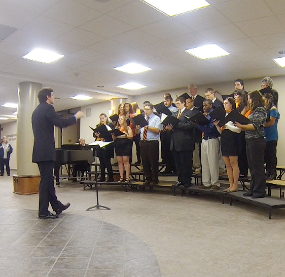 UC Concert Choir