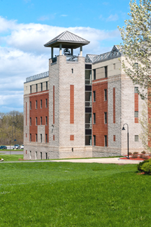 Bell Hall at Utica College