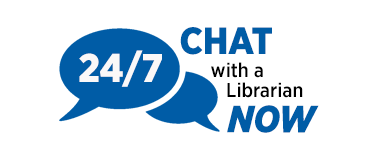 Chat with a librarian 24/7