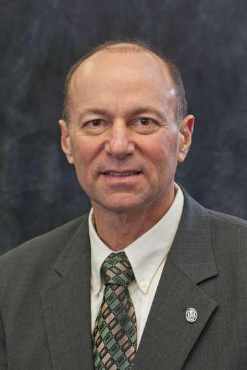 Richard S. Rafes, Ph.D., Interim Dean