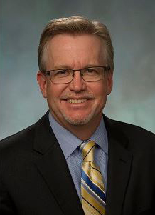 Timothy Ecklund, Ph.D., Dean of Students and Campus Life