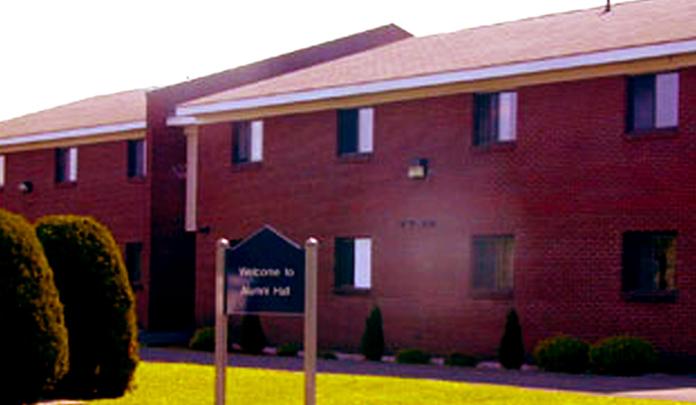 Utica North Hall Dorm Rooms