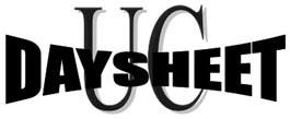 UC Daysheet