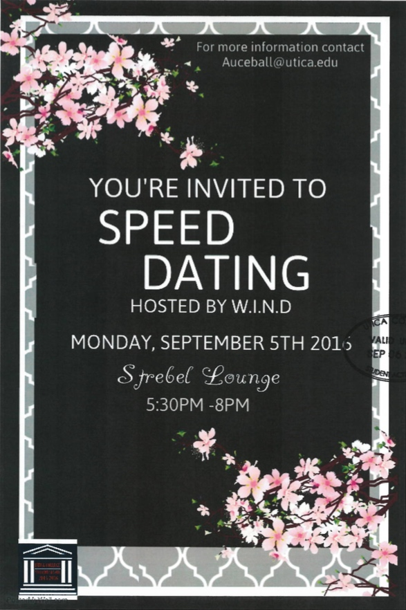speed dating near utica ny