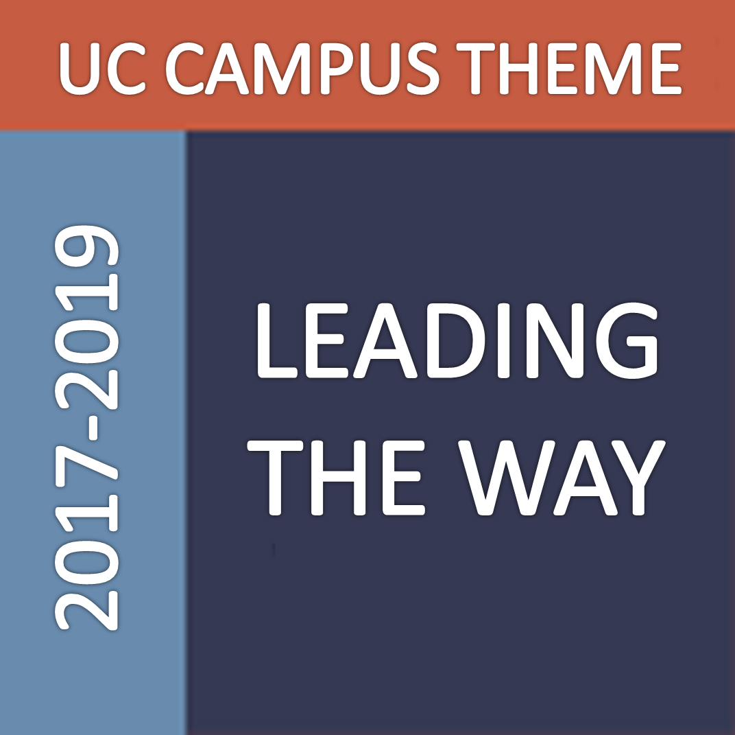square leading the way campus theme