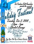 Holiday Festival Flyer