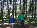 Hamilton College Ropes Course 2009