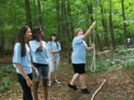 Hamilton College Ropes Course 2010