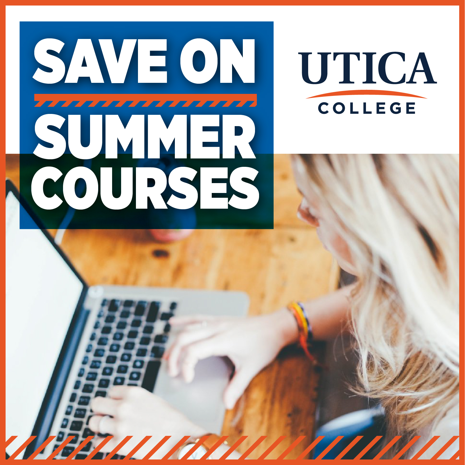 Save on Summer Courses