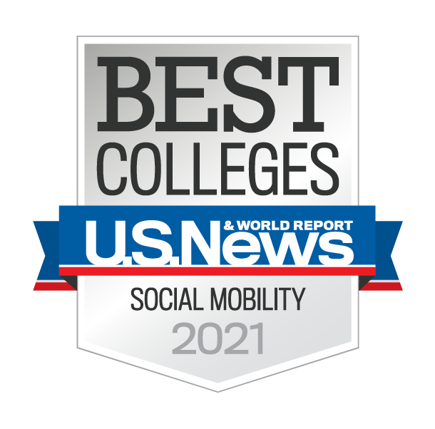 US News Award for Social Mobility