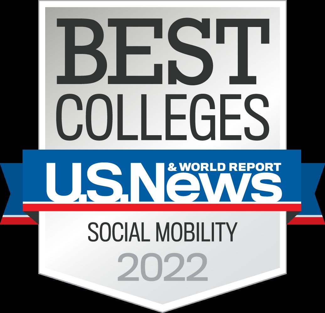 US News Award for Social Mobility