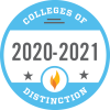 2020-2021 College of Distinction