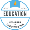 2020-2021 Education College of Distinction