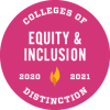 2020-2021 Equity & Inclusion College of Distinction