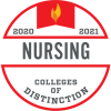 2020-2021 Nursing College of Distinction
