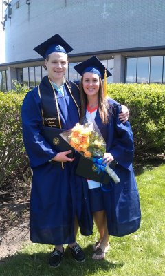UC Love Stories - Adam and Caitlyn Graff