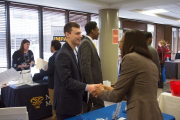 Career Fair at Utica College