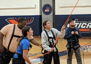 Wellness and Adventure - Ropes and Harness 01